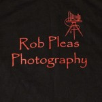 Rob Pleas Photography T-Shirts (Black)