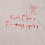 Rob Pleas Photography T-shirt (Heather)
